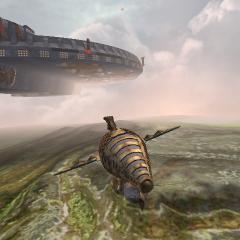 Airship Combat 3D